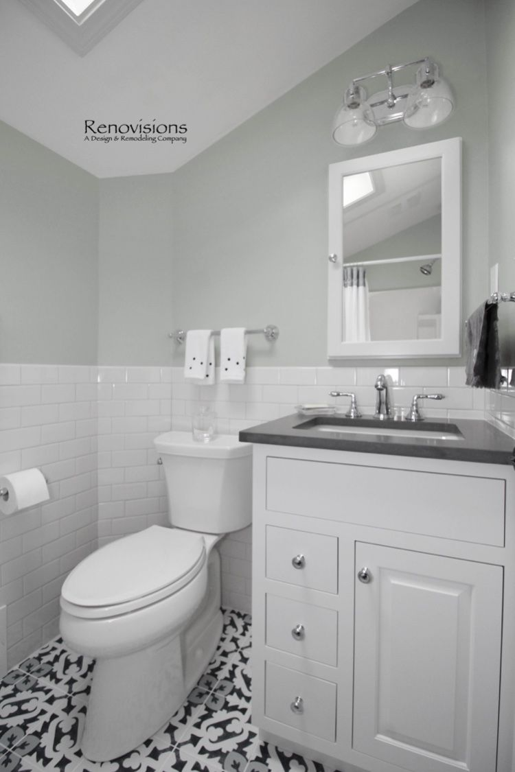 full bath remodel in hanover ma by renovisions white painted rh pinterest com
