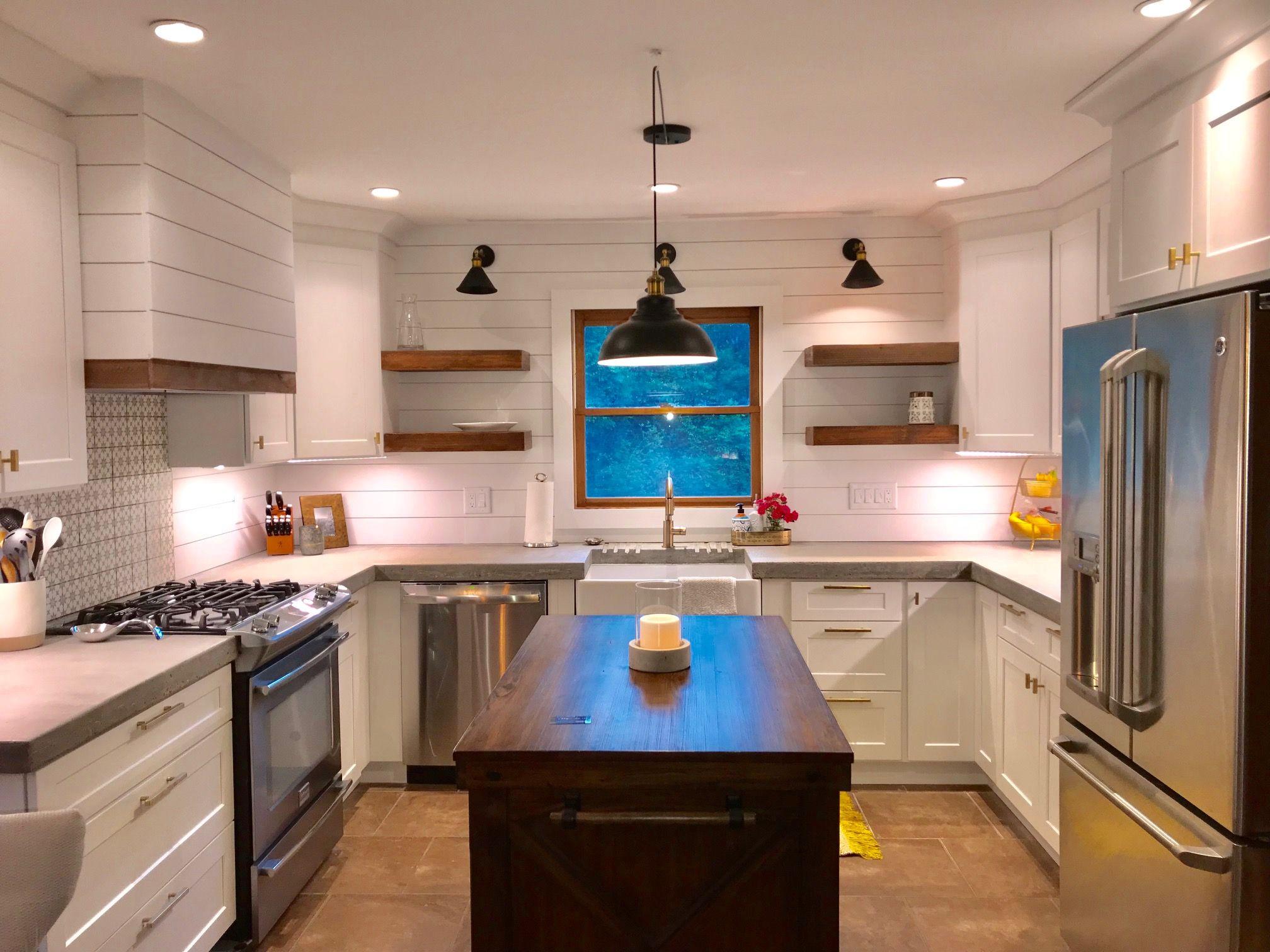 a beautiful white shake cabinet with a custom made hood we love the rh pinterest com