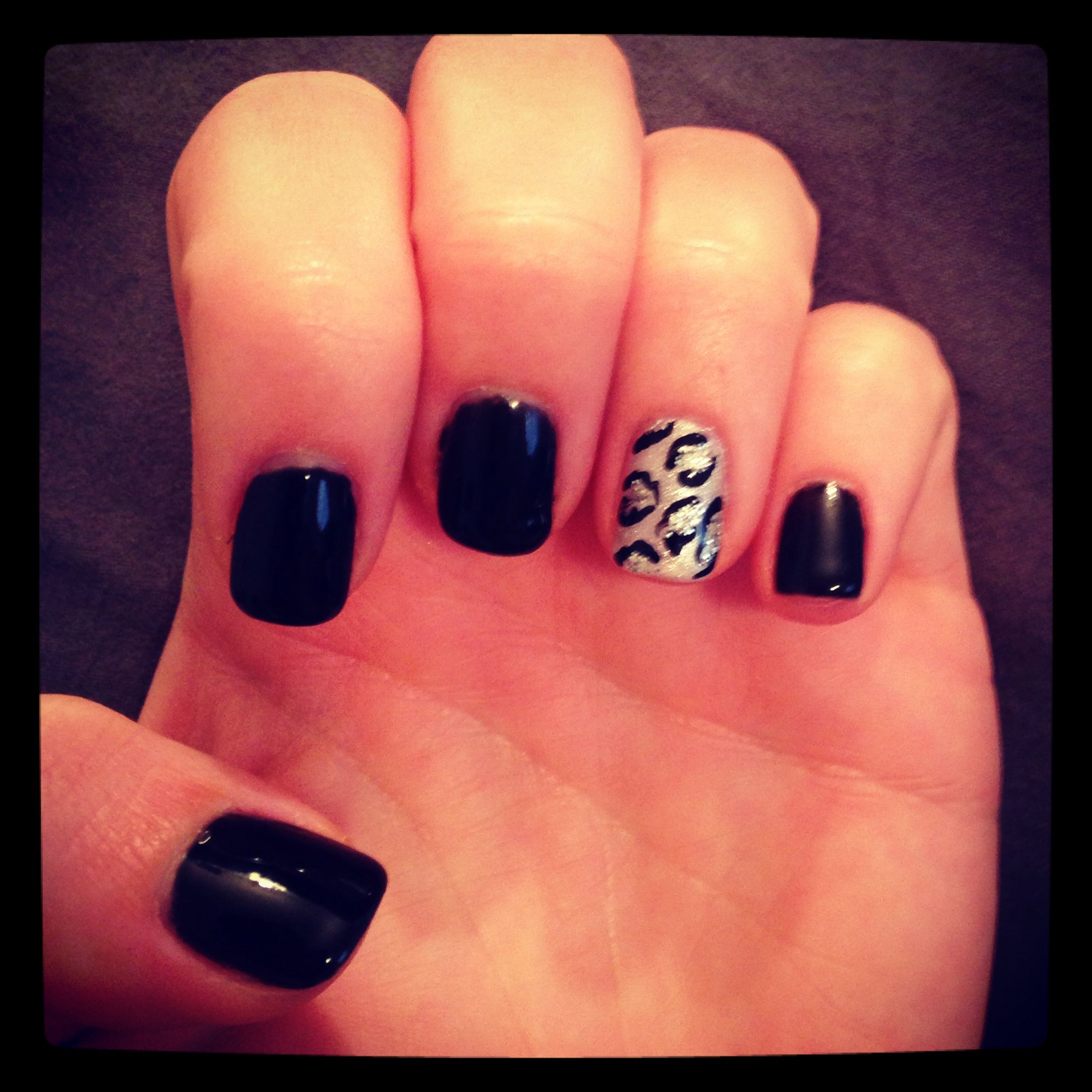 Love my shellac nails | Lovely nails | Pinterest | Belleza