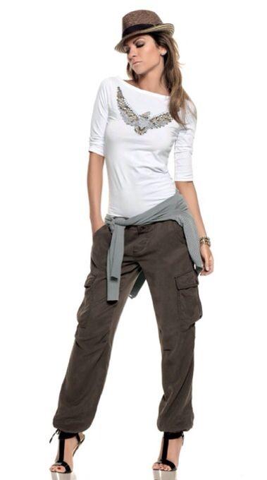 Denny Rose Moda Para Mujer Faldas Vestidos Camisetas Y Pantalones Para Mujer Coleccion De Verano De De Moda Para Mujer Pantalones De Moda Pantalones Mujer