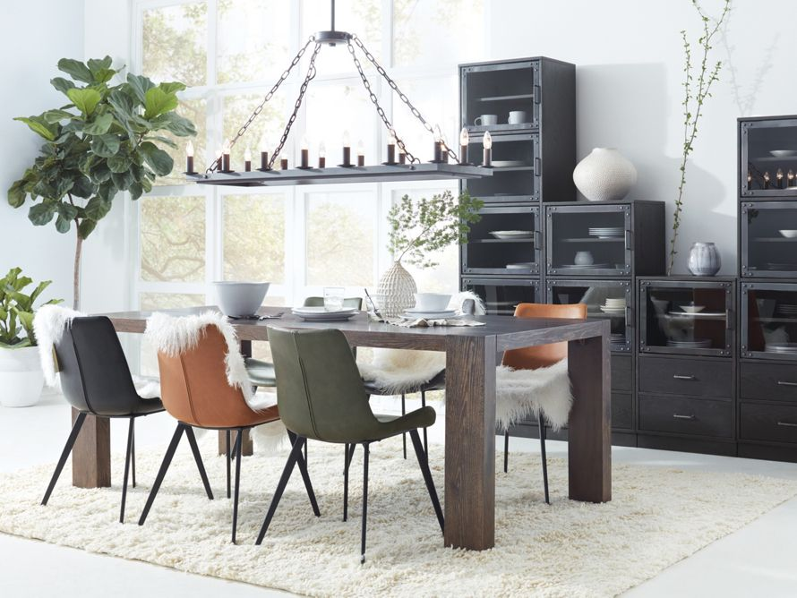 gage dining chair arhaus furniture dining spaces dining rh pinterest com