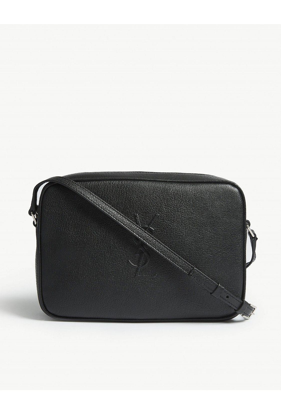 7f95e3680ee SAINT LAURENT Mono Lou leather camera bag in 2019 | YSL Camera bag ...
