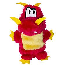 Dragon Top Paw Dog Toy Tough Durable Still Squeaking After