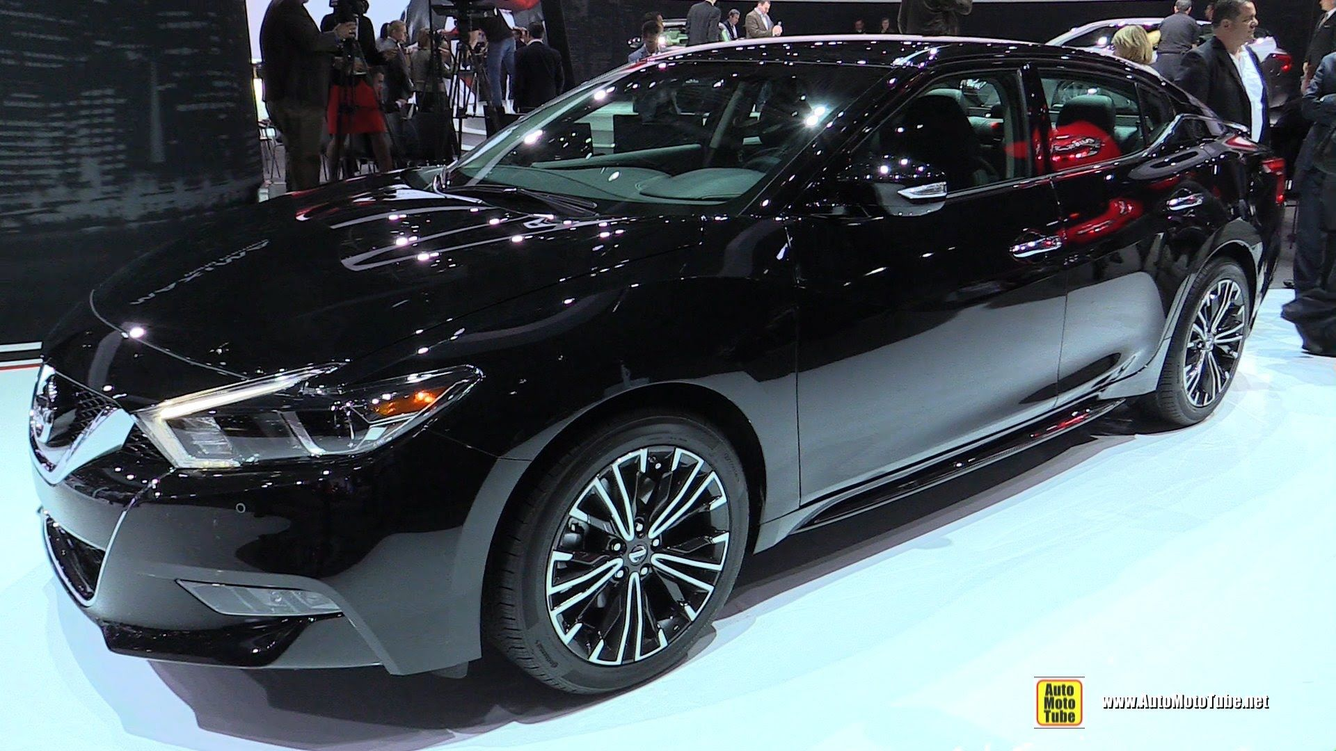 2016 Nissan Maxima Pull Up To The Scene Pinterest
