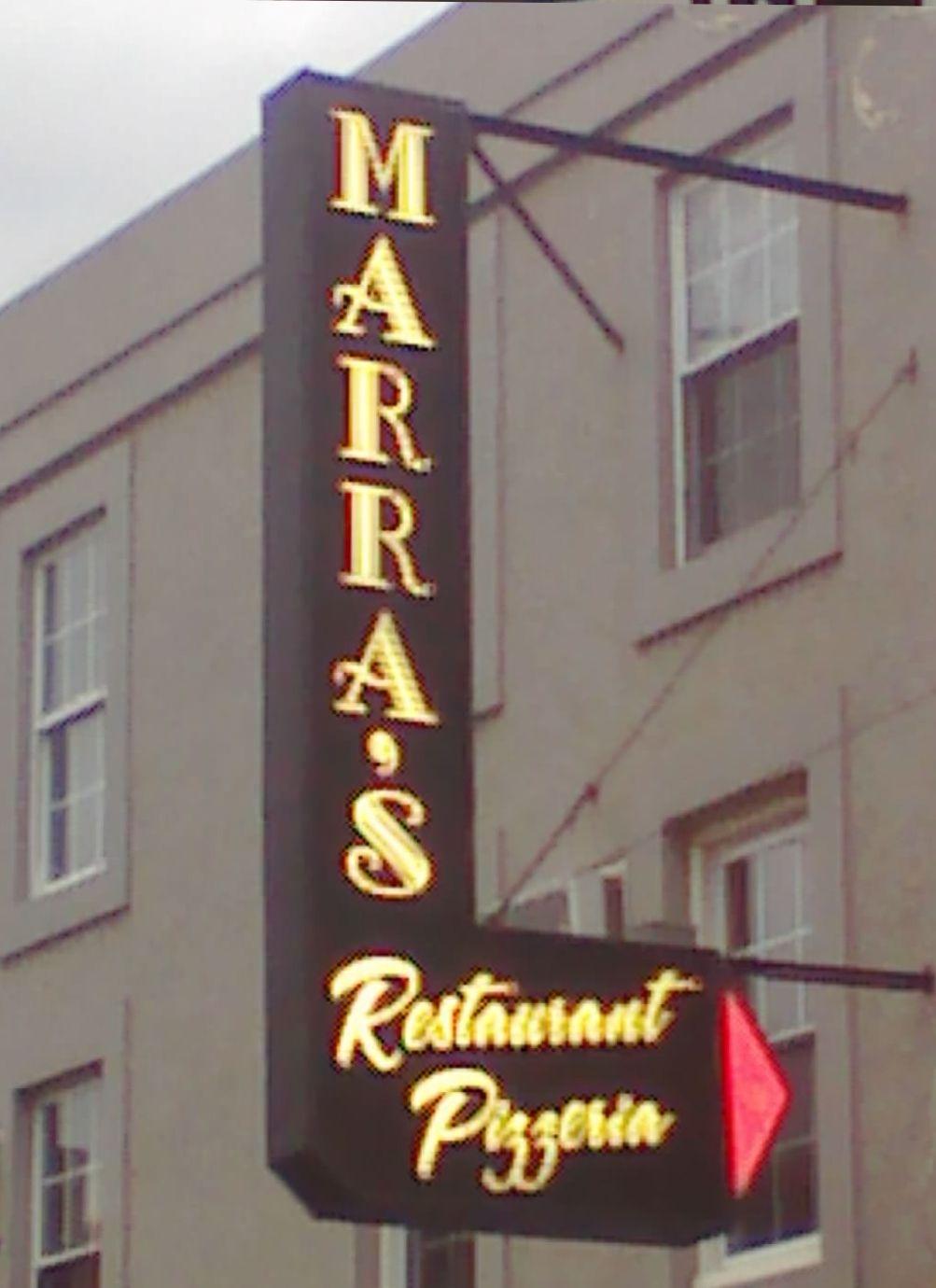 Marras Restaurant 1734 East Passyunk Avenue Of Philly In 2018