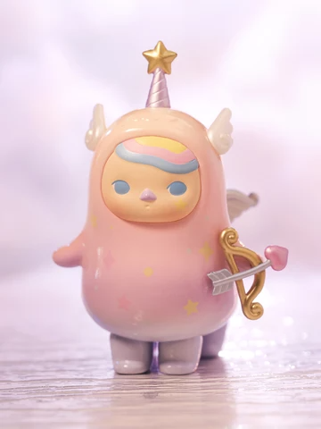 POP MART PUCKY Mini Figure Designer Art Toy Figurine Winter Babies Poko