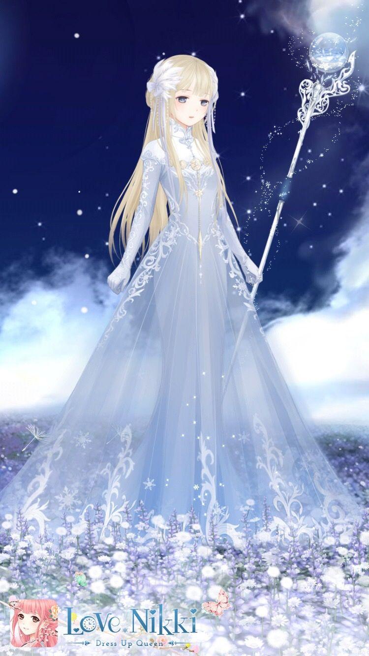 Love Nikki dress up queen Anime dress, Anime art girl
