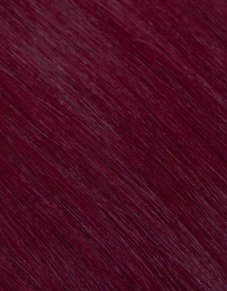 Bellami Professional Sew In 20 145g Ruby Red 99j Natural Hair