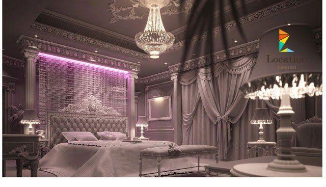 غرف نوم 2016 اجمل دهانات غرف النوم باللون البنفسجي Home Interior Design Design Home Decor