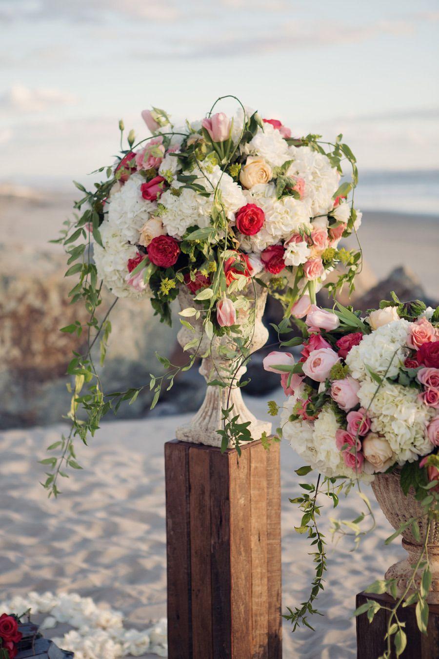 beach wedding places in california%0A San Diego Garden Inspired Beach Wedding