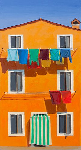 Dioguardi Looking At Life My Favorite Color Burano Venice