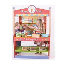 bigjigs toys wooden village shop set hailey pinterest toys rh pinterest com