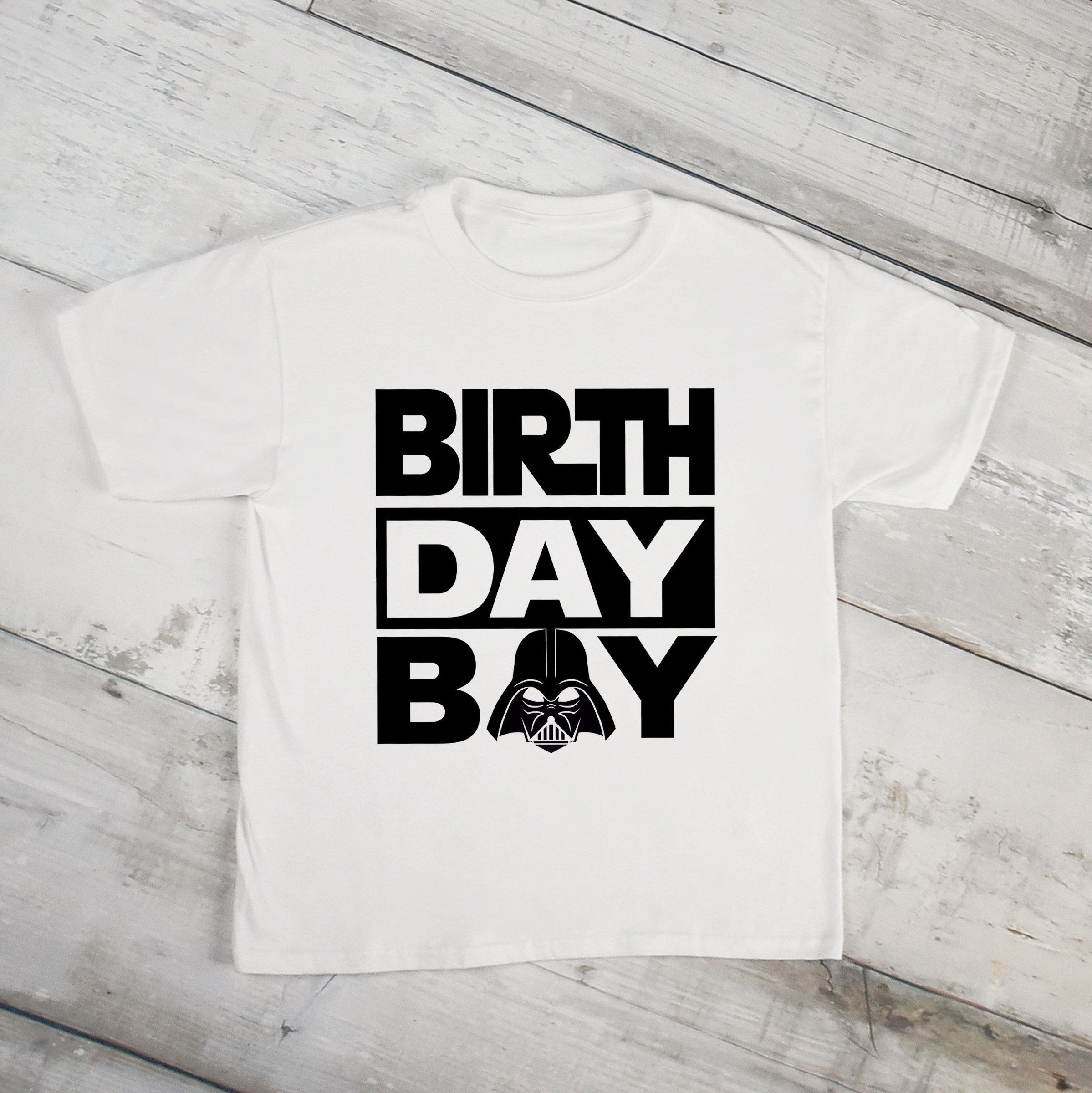 Darth Vader Birthday Boy Shirt Disney Family Shirts Star Wars Boys By ChicDesignsStudio On Etsy