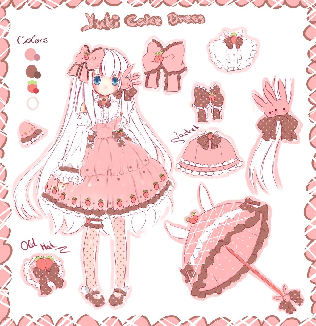 anime dress designs cartoon dresses style 21257walljpg