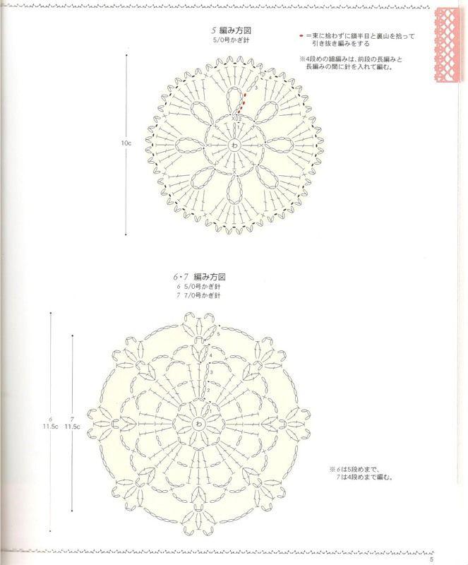 Libro de los patrones y el gancho motivos. Comentarios: LiveInternet ...