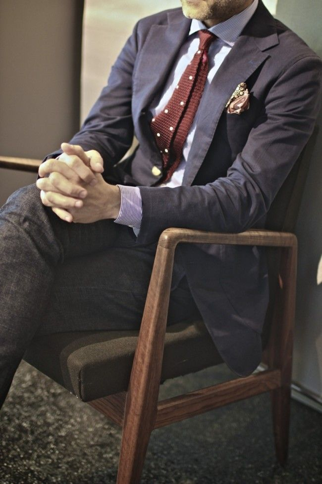like the jacket and great tie color