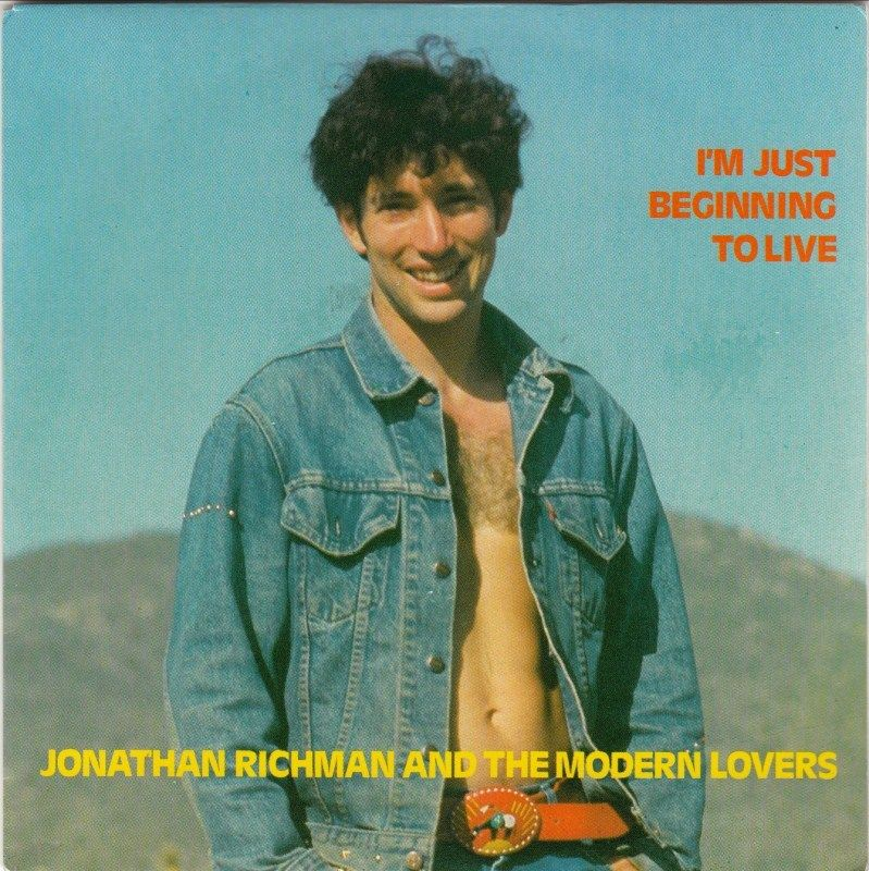 Jonathan Richman And The Modern Lovers The Modern Lovers Jonathan Richman Rich Man