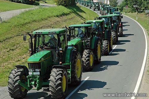 Pin Traktoren John Deere 6820 Autopower Plus 50km H 63 516 on
