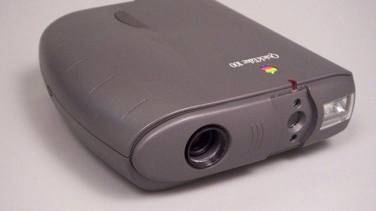 Как Apple сделала первую в мире цифровую камеру