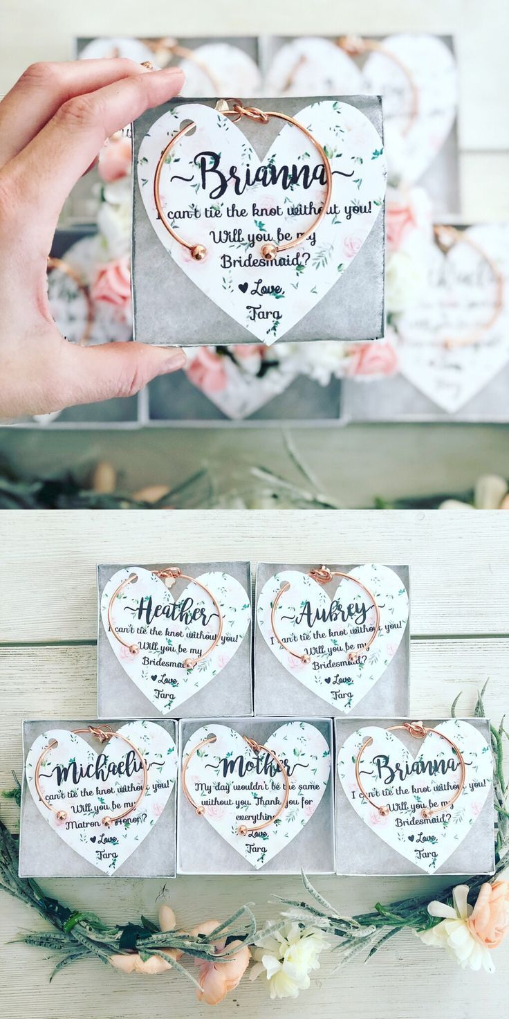 Affordable bridesmaid gifts gifts for wedding party