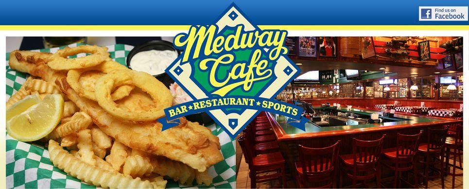 Medway Cafe American Restaurant Pub Sports Bar Lounge