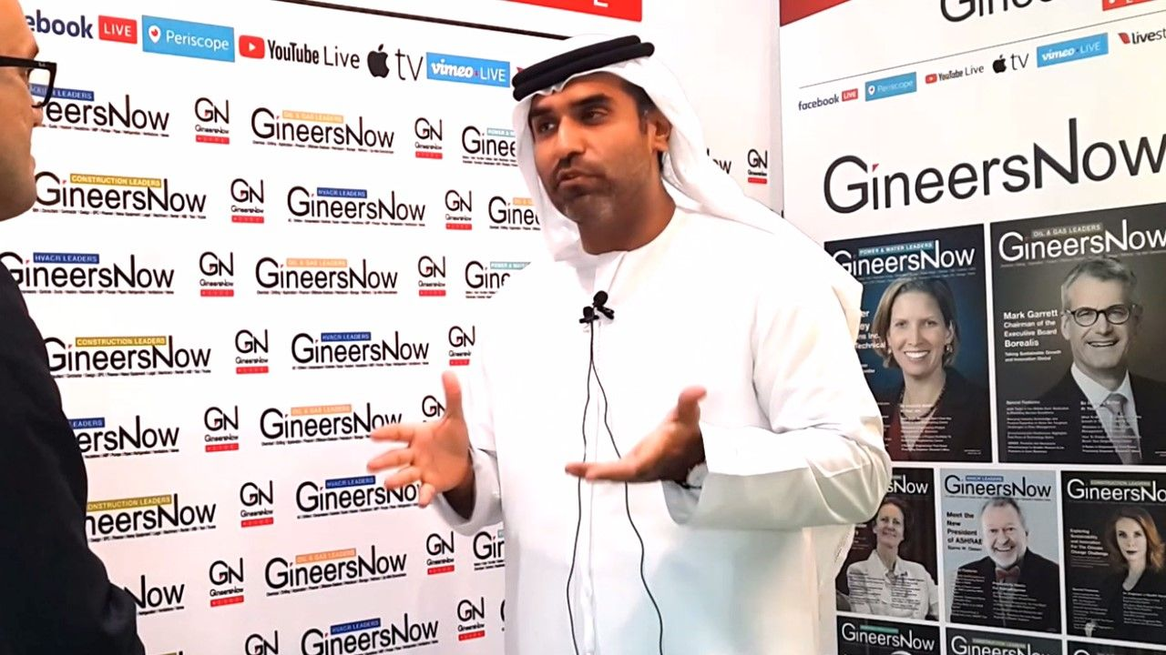 #LeadersTalk with Dubai Science Park's Executive Director, Marwan Abdulaziz