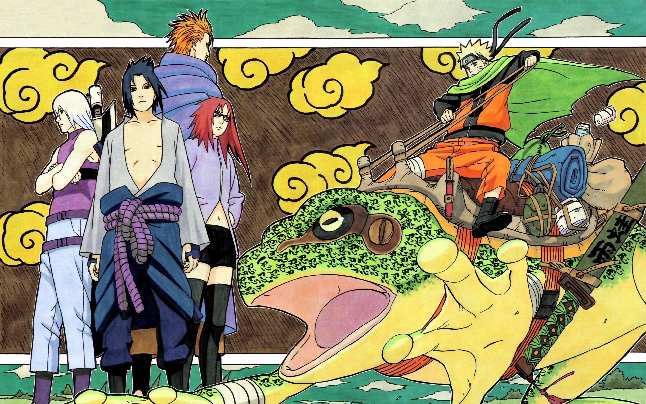 ナルト 壁紙 Naruto Wallpaper 少年漫画 アニメ マンガ