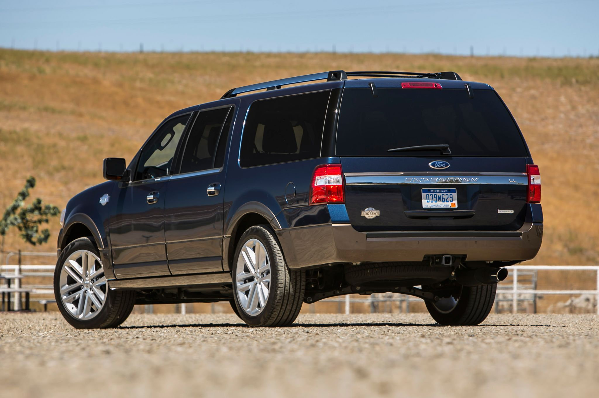 2015 Ford Expedition King Ranch El With Images Ford Expedition