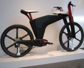 Brose Exhibits E Bike Design Study Visionbike Bike Bike Design Ebike