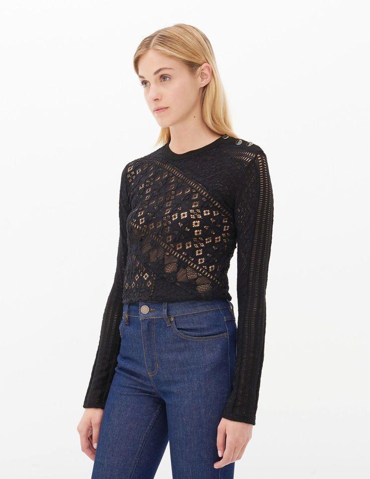 Tela T-Shirt - Fall Collection - Sandro Paris
