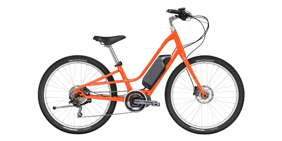 Trek Lift Lowstep Review Prices Specs Videos Photos With