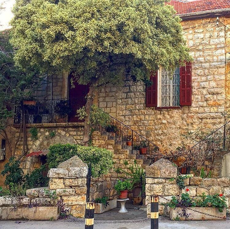 Jdeide Old Houses Phoenicia Traditional Architecture