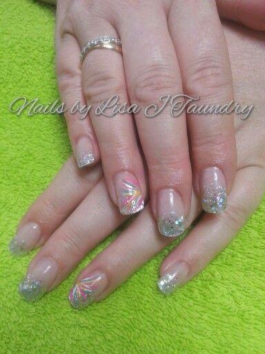 Infills After 4 Weeks Acrylic Nail Art Nail Art Natural Nails
