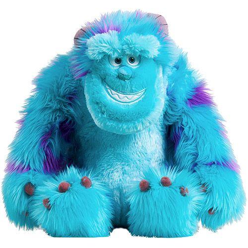 Monsters University Sully Plush