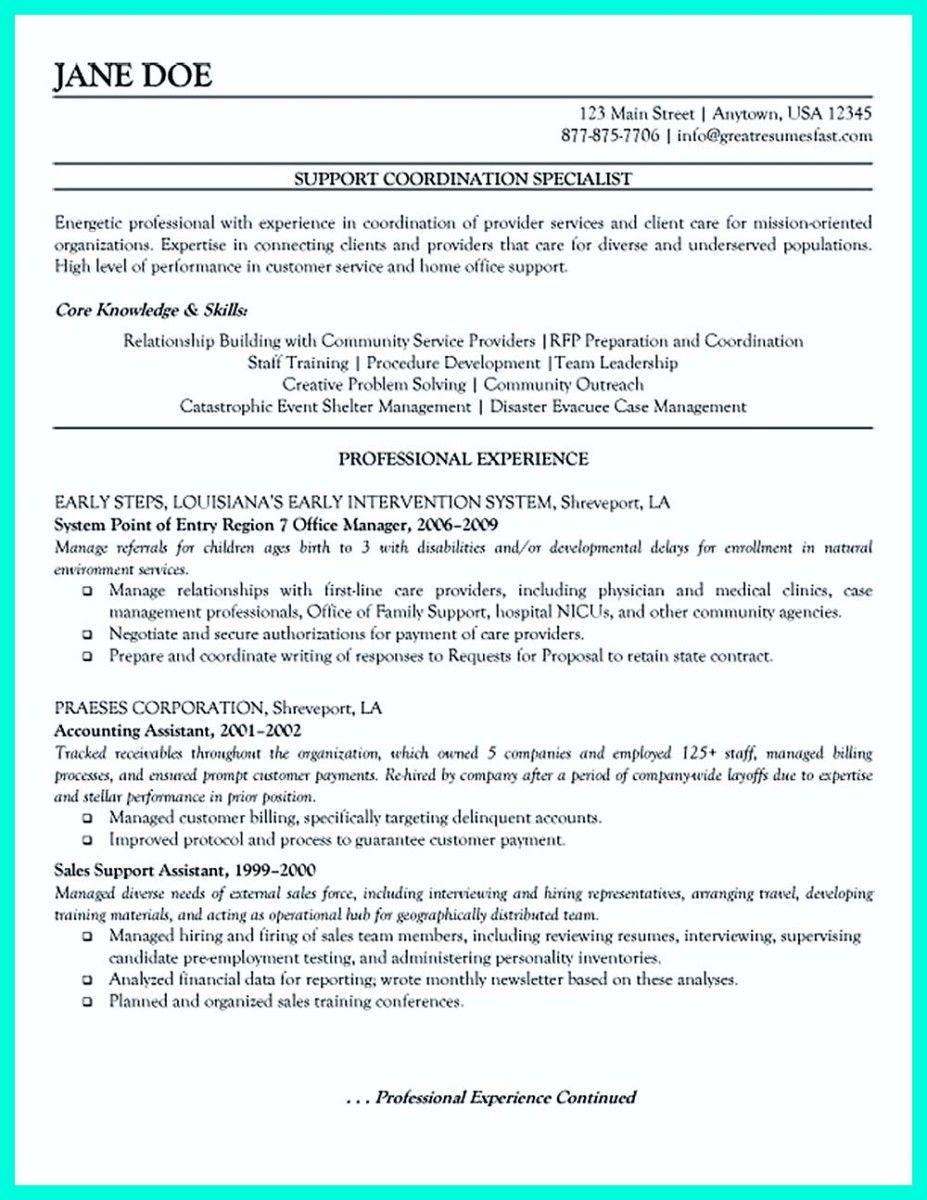 Nice Inspiring Case Manager Resume To Be Successful In Gaining New Job,  Case Manager Resume