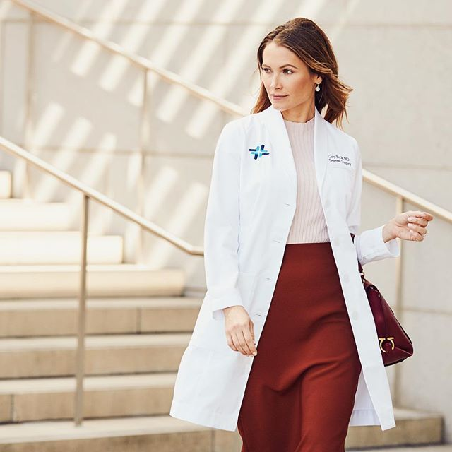 3f450b420f9 M3 Emma W. Classic Fit Lab Coat in 2019 | White Coat Collection ...