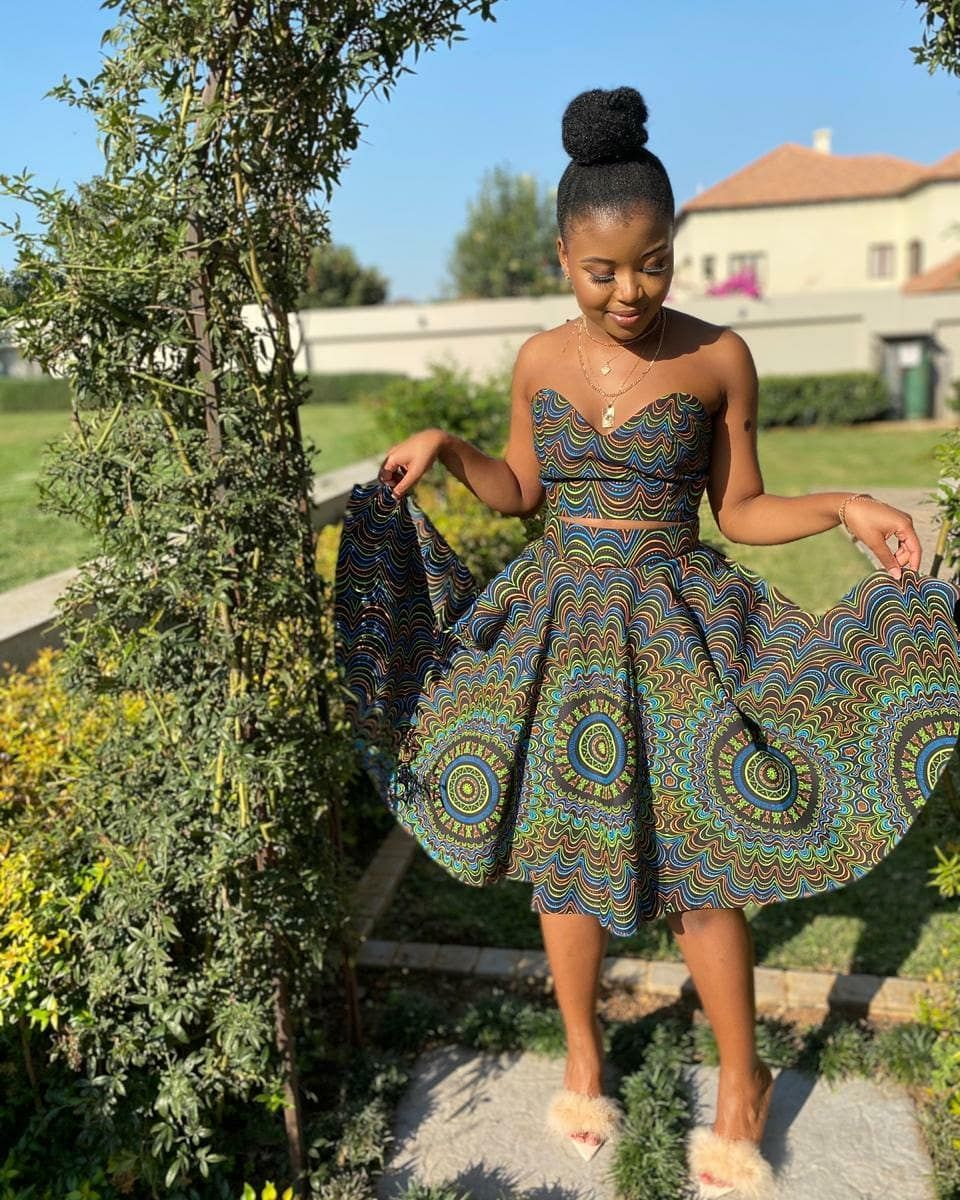 TOP LATEST SESHOESHOE STYLES IN 8-FASHION  Fashion, African