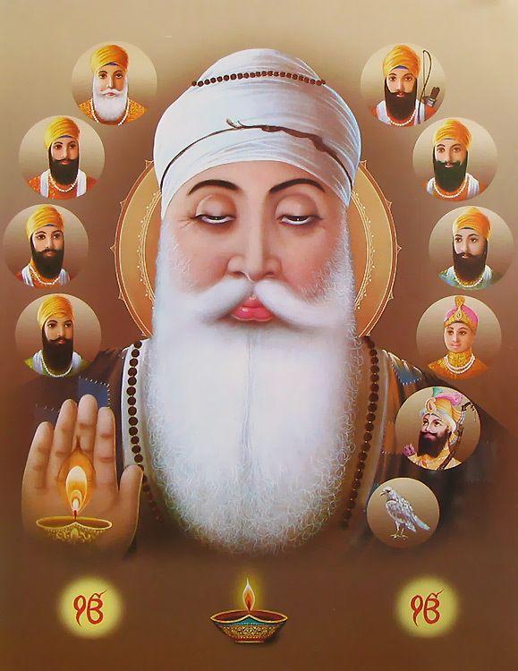 Radha Soami Quotes Wallpaper The Sikh Gurus The Sikhs Religion Art Etc Guru Gobind