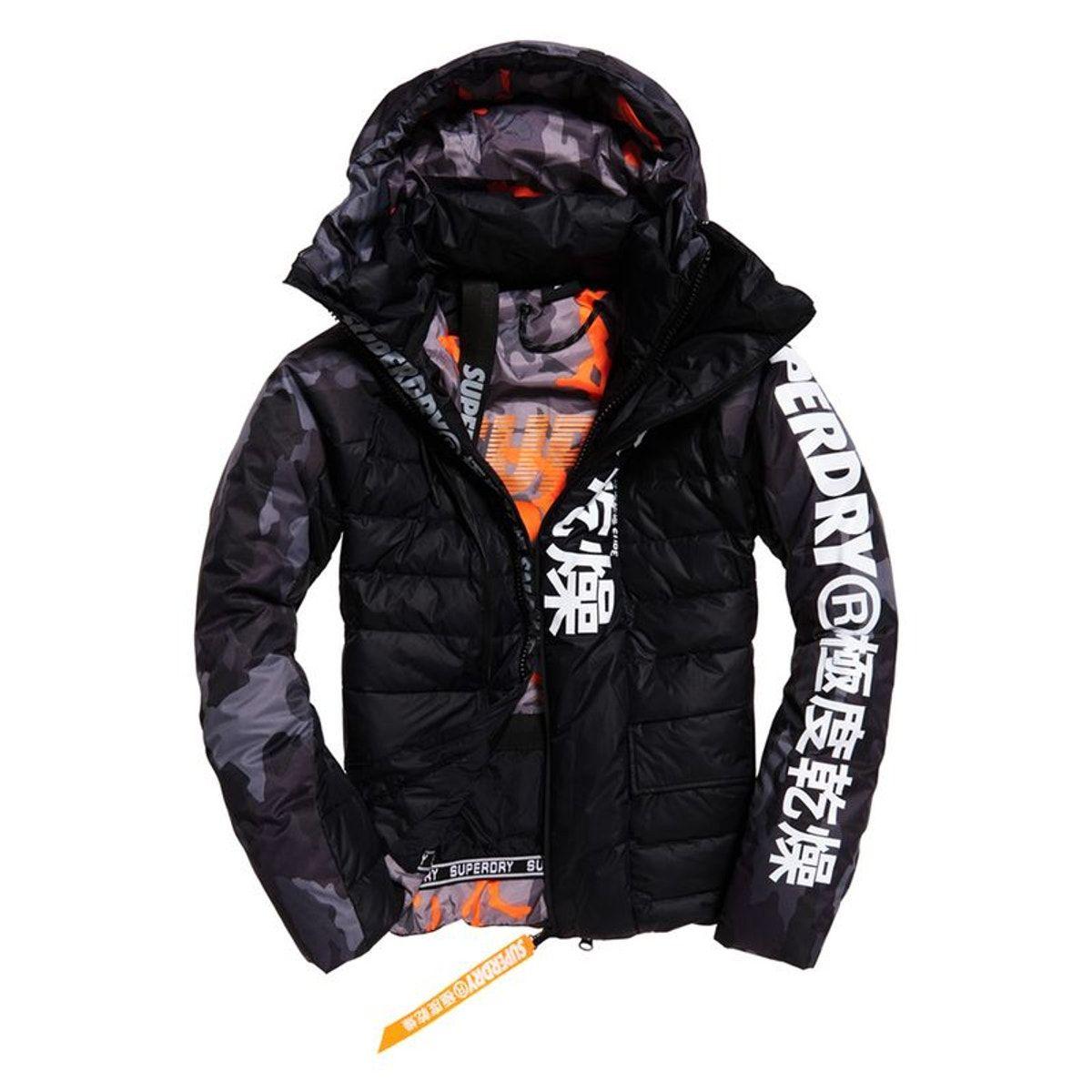 Veste rembourrée Japan Edition Snow | Veste rembourrée