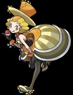 Battle Chatelaine Nita Bulbapedia The Community Driven Pokemon