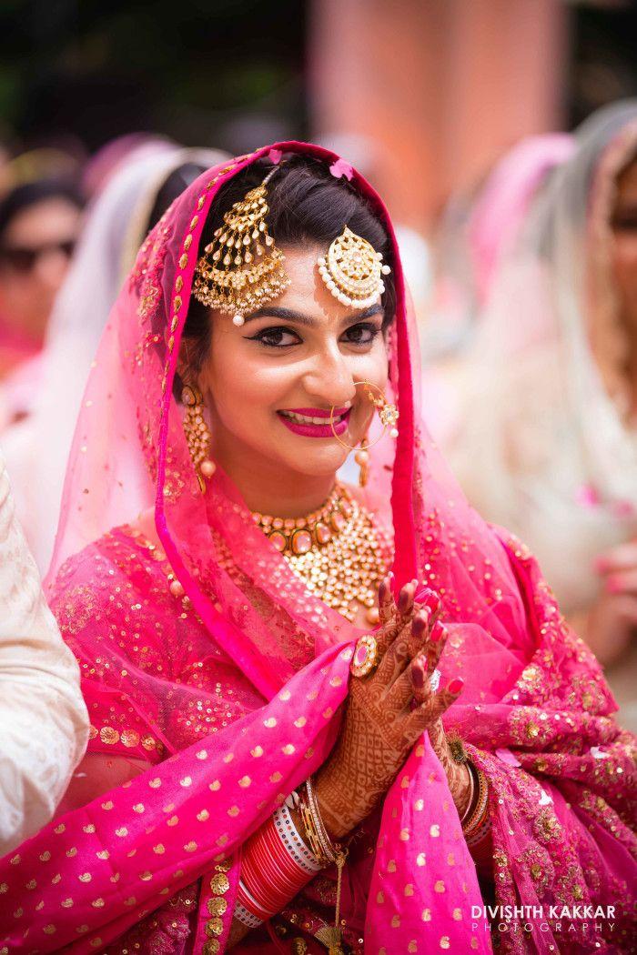 Bridal Wear - The Perfect Bride! Photos, Sikh Culture, Gold Color ...