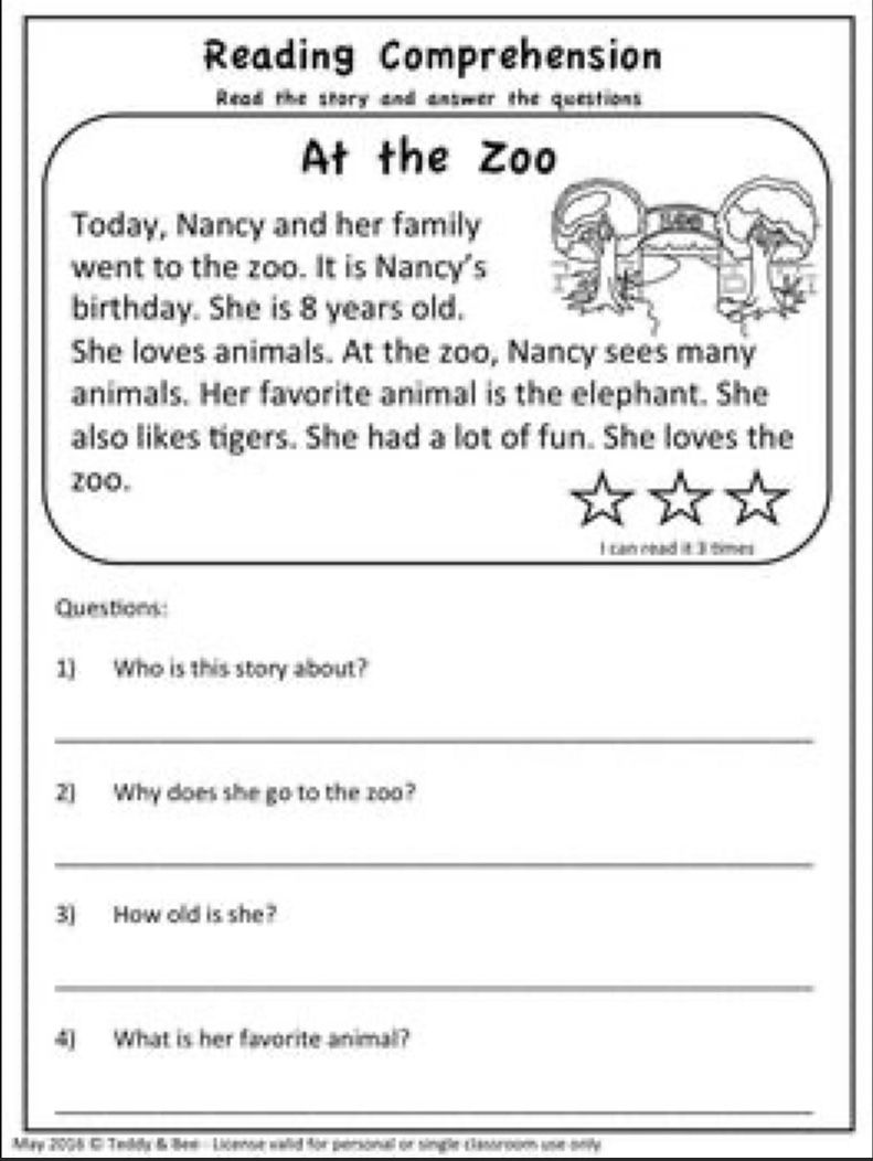 Pin By Julio Rico Francia On Homeschool Teaching Reading Comprehension Reading Comprehension Reading Comprehension Lessons [ 1052 x 791 Pixel ]