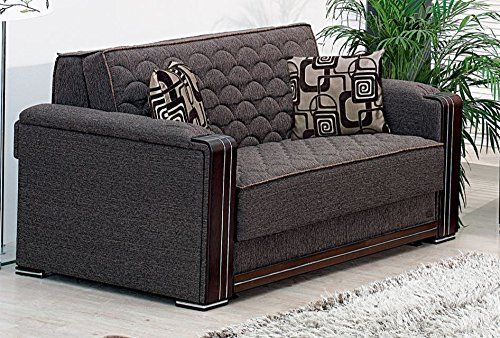 Brilliant Beyan Oregon Collection Chenille Upholstered Convertible Pabps2019 Chair Design Images Pabps2019Com