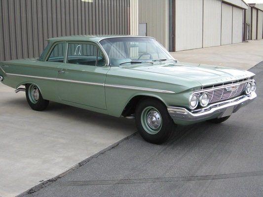 1961 Chevrolet Bel Air 2 Door Sedan Offered For Auction 1803977 Chevrolet Bel Air Chevrolet Bel Air