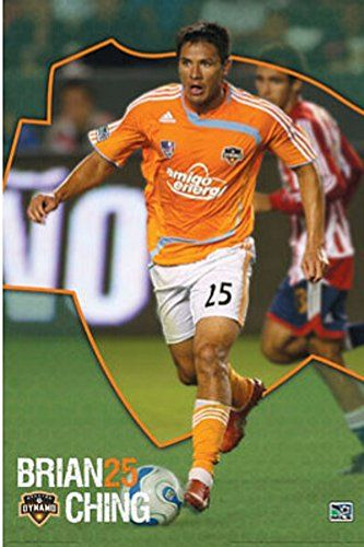 Houston Dynamo Poster