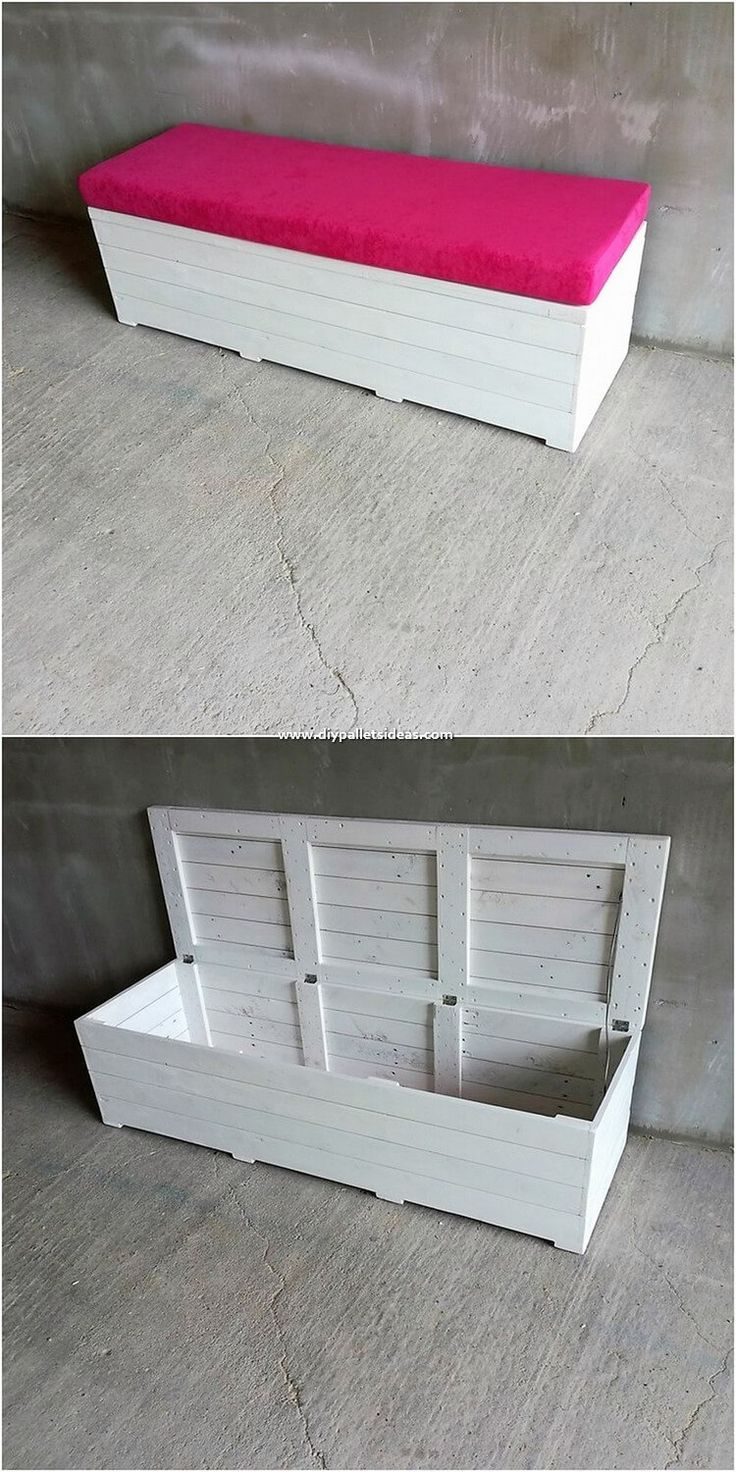 Cool and Creative DIY Ideas Out of Wood Pallets – 2019