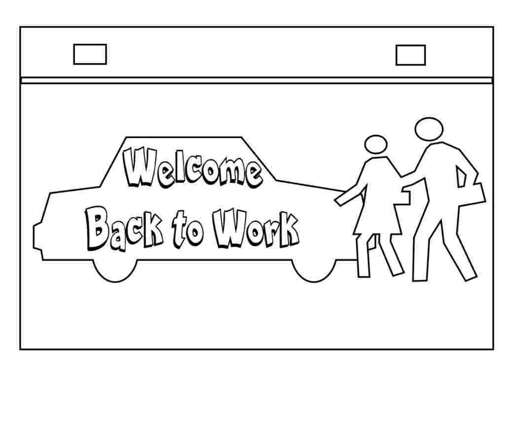 Welcome back coloring pages #welcomeback #