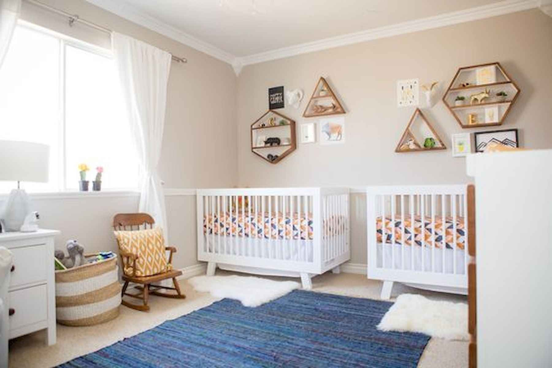 25 Adorable Nursery Room Ideas For Baby Twins   Twin baby ...