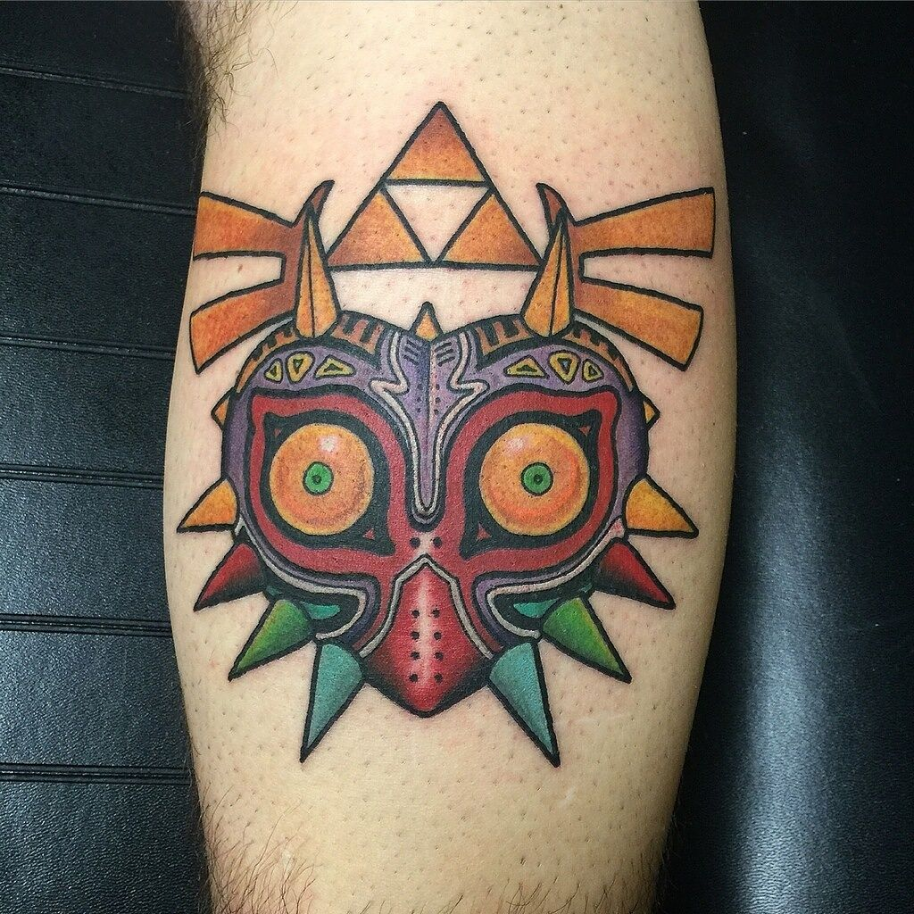3d tatouage zelda galerie tatouage - Petit tatouage significatif ...