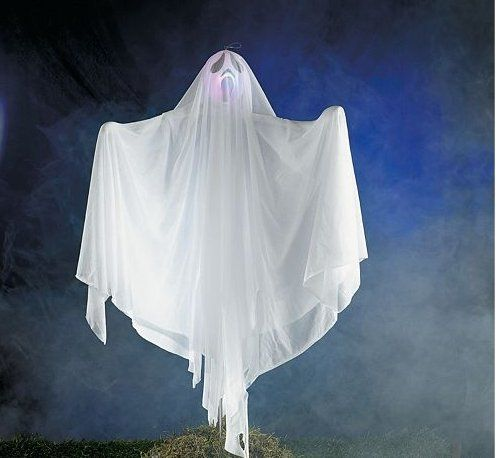 find this pin and more on hot halloween decor toys halloween ghost front yard decoration - Halloween Ghost Decorations Outside